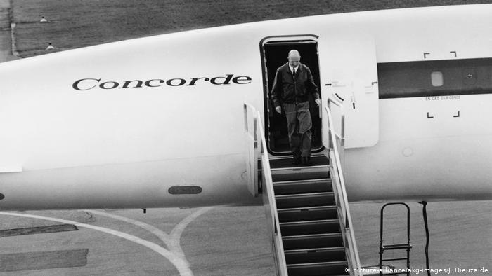 هواپیمای کنکورد؛ سفر با سرعت مافوق صوت